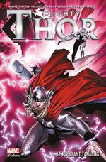 Couverture Le Puissant Tanarus - The Mighty Thor, tome 1