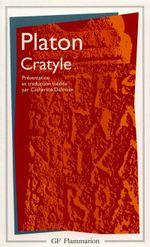 Couverture Cratyle
