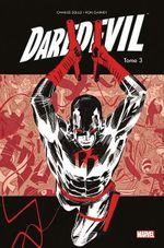 Couverture Art Macabre - Daredevil (All-New All-Different), tome 3