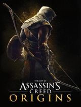 Couverture The Art of Assassin's Creed Origins