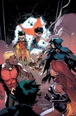 Couverture Super Sons Vol. 2: Planet of the Capes (Rebirth)