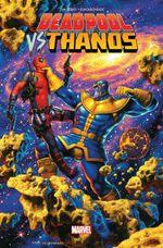 Couverture Deadpool VS Thanos