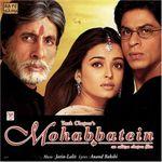 Pochette Mohabbatein (OST)