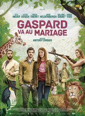 Affiche Gaspard va au mariage