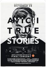 Affiche Avicii : True Stories