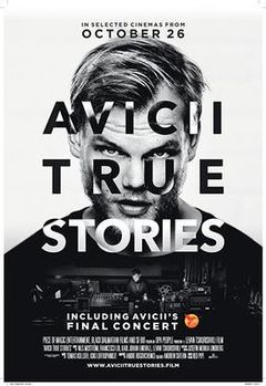 Affiche Avicii : True Stories