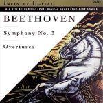 Pochette Symphony No. 3 / Overtures