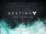 Pochette Destiny: The Taken King Original Soundtrack (OST)