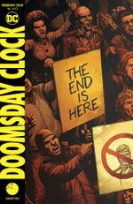 Couverture Doomsday Clock (2017 - 2019)