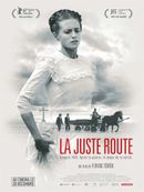Affiche La Juste Route