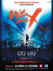 Affiche We Are X