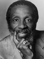 Photo Dick Gregory