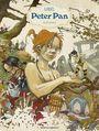 Couverture Peter Pan (Vents d'Ouest), intégrale