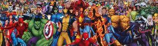 Cover Tout les séries Marvel (MCU et Xmen)