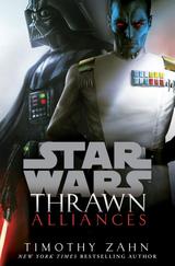 Couverture Star Wars : Thrawn - Alliances