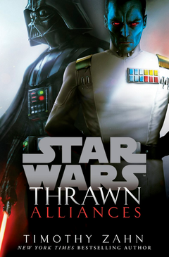 Couverture Star Wars : Thrawn - Alliances