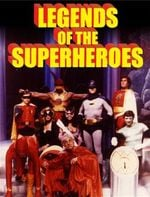 Affiche Legends of the Superheroes