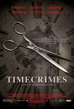 Affiche Timecrimes
