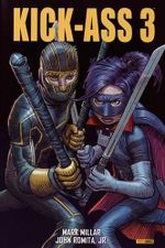 Couverture Kick-Ass 3