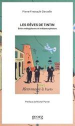 Couverture Les Rêves de Tintin