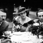 Affiche Magda Goebbels, la première dame du IIIe Reich