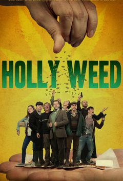 Affiche Holly Weed
