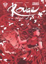 Couverture Freaks' Squeele Rouge : Intégrale