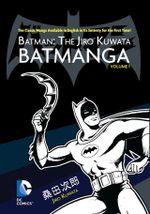 Couverture Batman: The Jiro Kuwata Batmanga, tome 1
