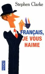 Couverture Français je vous haime
