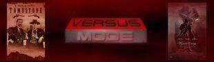 Cover VERSUS MODE III: Tombstone/Wyatt Earp