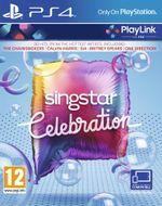 Jaquette SingStar Celebration
