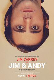 Affiche Jim et Andy