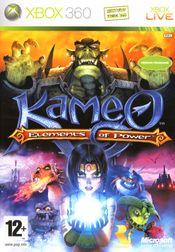 Jaquette Kameo : Elements of Power