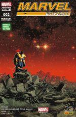 Couverture Étrange alliance - Marvel Universe (Marvel France 5e série), tome 2