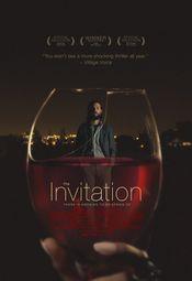 Affiche The Invitation