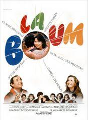 Affiche La Boum