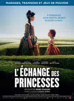Affiche L'Échange des princesses