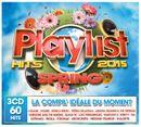 Pochette Playlist Hits 2015 Spring
