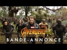 Video de Avengers : Infinity War