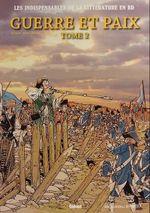 Couverture Guerre et Paix, tome 2