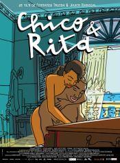 Affiche Chico et Rita