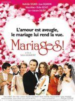 Affiche Mariages !