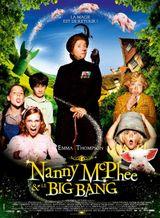 Affiche Nanny McPhee et le Big Bang
