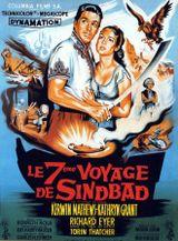 Affiche Le Septième Voyage de Sinbad