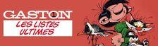 Cover Gaston Lagaffe, Les listes ultimes: 1/6: Série originale