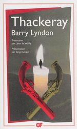 Couverture Barry Lyndon