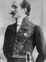 Photo Edmond Rostand