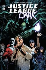 Couverture Justice League Dark