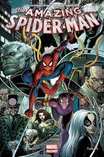 Couverture Descente aux enfers - Amazing Spider-Man (2014), tome 5