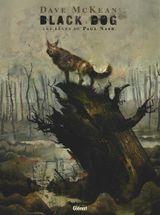 Couverture Black Dog, les Rêves de Paul Nash